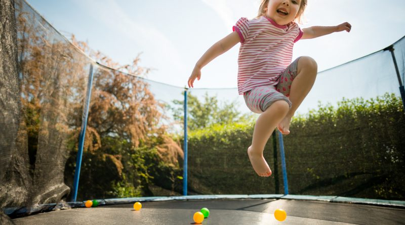 Use Indoor Trampolines In The Home