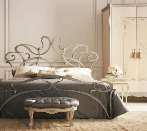 Start Getting More Solid Wrought Iron Beds